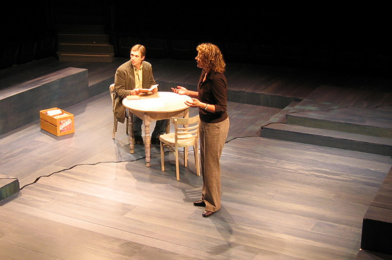 Scenic Design for Fiction by Steven Dietz